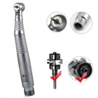 Buy cheap Hard Chrome Body Kavo High Speed Handpiece , Triple Spray Led Dental Handpiece from wholesalers