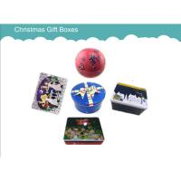 Buy cheap Food Grade Car Shaped Custom Packaging Boxes Used For Christmas Gifts from wholesalers