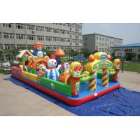 Buy cheap inflatable happy hop bouncy castle for children,bouncy castle air pumps, bouncy castle inflatable from china from wholesalers