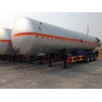 Buy cheap 56000L 3 Axles Liquefied Petroleum Gas Lorry Tanker for LPG 9563GYQ from wholesalers