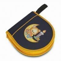 Buy cheap Neoprene CD Bag, Comes in Neoprene or Nylon Material, Available in Different Colors from wholesalers