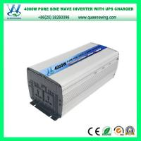 Buy cheap DC AC UPS 4000W Pure Sine Charger Converter (QW-P4000UPS) from wholesalers