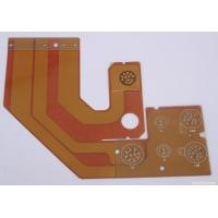 Buy cheap Electrical Test 0.5 - 3oz Copper Rigid Flex PCB With Hal Lead - Free from wholesalers