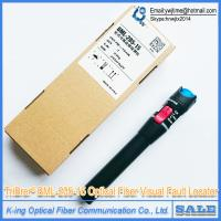 Buy cheap BML-205-15 Fiber optic visual fault detector pen out pw : >15mW from wholesalers