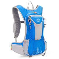 Off Road Running Marathon Outdoor Travel Backpack 15 Liters Waterproof