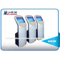 Buy cheap 19 LCD Panel Touch Screen Information Kiosk For Self Service Inquiry Bluetooth Connection from wholesalers