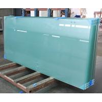 Buy cheap High Strength 12mm Frosted Tempered Glass For Bathroom Door 2300×800mm from wholesalers