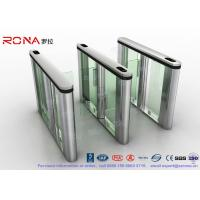 Buy cheap Entry Control Speed Gate Turnstile Luxury Speed Stainless Steel Barrier Gate from wholesalers