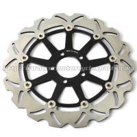 Buy cheap ZX7R NINJA Motorcycle Brake Disc Brakes And Rotors Kawasaki ZX9R ZZR 1100 CNC Anodized product