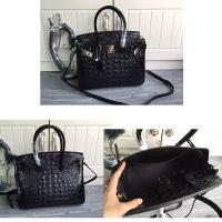 Buy cheap 30cm 35cm high quality women alligator cowskin european brand purse L-RB35 from wholesalers