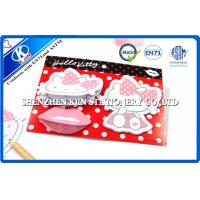 Buy cheap Hello Kitty Memo Sticky Notes , Cute Design Desktop Sticky Notes For Children from wholesalers