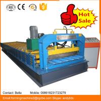 Buy cheap Aluminum IBR Sheet Cold Roll Forming Machine from Botou Dixn MANUFACTURE from wholesalers