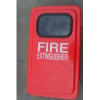 Buy cheap CO2 Fire Extinguisher Cabinets , 690 X 390 X 260 mm Fire Hose Valve Cabinet product