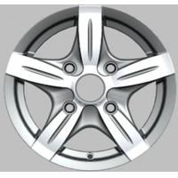 Buy cheap 12X4.5 Inch Alloy Wheels, Car Chrome Alloys Wheel For After Market from wholesalers