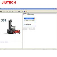 Buy cheap Lindos Parts Forklift Diagnostic Tools Catalog EPC For Linde Forklift Diagnostic Scanner from wholesalers