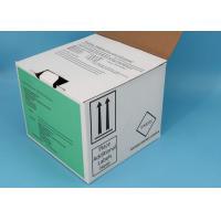Buy cheap CFR84 7 Slot 95kPa Specimen Transport Bag Absorbent Meidcal Paper product