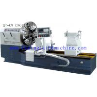 Buy cheap CNC Horizontal Semi Automatic Lathe Machine With Various Diameter Chuck from wholesalers