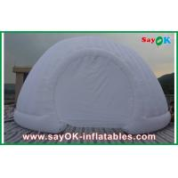 Buy cheap Dia 5m Inflatable Air Tent / Inflatable Camping Tent  Re-usability Long lifetime from wholesalers