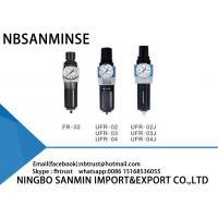 Compressed Air Filter Regulator Lubricator - 10℃ - 60℃ Ambient Temperature