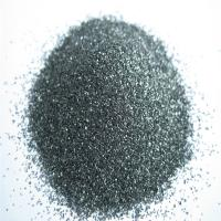 Buy cheap Abrasive tools making green silicon carbide/carborundum/carbofrax grains for ultra-thin cutting piece from wholesalers