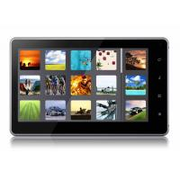 Buy cheap ARM Cortex A10 Chip 7 Inch Touchpad Tablet PC of Capacitive TFT screen with WiFi product
