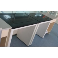 Buy cheap Anti Corrosion Vibration 900*600*850mm Laboratory Balance Table from wholesalers