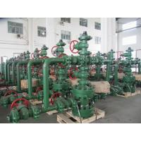 Buy cheap API 6A oil and gas wellhead Xmas Tree from wholesalers