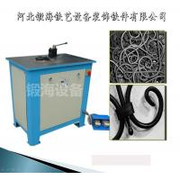 Buy cheap DW16E  Wrought iron scroll bending machine Bule( flat steel,round bar,square bar ) from wholesalers