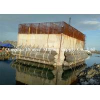 Buy cheap BV Rubber Underwater Air Lift Ship Launching Airbags from wholesalers