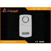 Buy cheap 120dB Wireless Security Alarm System Power Off Alarms For Home / Shops from wholesalers