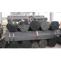 Buy cheap Round Hydraulic ASTM A335 Ferritic Alloy Steel Tubes , Low Carbon Steel Pipes from wholesalers
