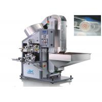 Buy cheap Automatic Rounder Aluminum Lid Hot Foil Stamping Machine One Color Top Surface product