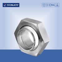Buy cheap SS304 Female Threaded Pipe Fitting Connector,Stianless steel Hexagon Union from wholesalers