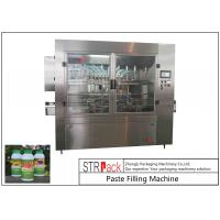 Buy cheap Linear 8 Heads Auto Liquid Filling Machine For Chemicals / Fertilizer / Pesticide from wholesalers
