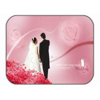 Buy cheap fashionable design custom mouse pad for promotional activity from wholesalers