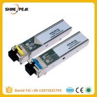 Buy cheap Ethernet SFP Modules 10gbase-Lr 10km 10GB SFP+ Optical Module from wholesalers