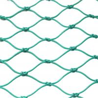 Buy cheap PA6 Type and Monofilament Style Fishing Net with Float & Sinker from wholesalers