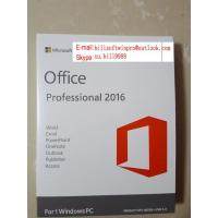 Buy cheap office 2016 pro plus   office 2016 hb win 10 pro  windows server 2012 r2 standard oem SQL keys from wholesalers