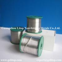 Buy cheap Indium Tin  Wire product