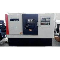 Buy cheap 45 degrees slant bed CNC lathe machine with Taiwan linear guideways from wholesalers