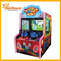 Buy cheap High Quality Children Playground/Indoor Kids Play Game Equipment/Children Sports Ball Adventure Shooting Game Machine from wholesalers