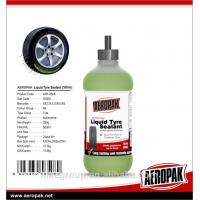 Buy cheap Tyre Puncture Repair Kit with Liquid Tire Sealant For Tubeless Tyre With The Lowest Price from wholesalers