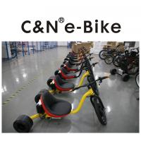 Buy cheap Electric Big Wheel Drift Trike , Drifting Racing Tricycles For Adults from wholesalers