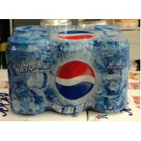Buy cheap PE Heat Shrinkable Shrink Packaging Material Shrink Plastic Film For Beverage Bottles from wholesalers