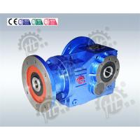 Buy cheap Foot Mounted Helical Gear Reducer For Conveyor Belts , Parallel Shaft from wholesalers