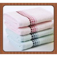 Buy cheap Embroidered SGS Antibacterias Microfiber Niblet Face Towel with your logo product
