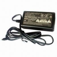 Buy cheap 8.4V at 1.5A AC Adapter for Digital Camera/Camcorder, Suitable for Sony SG-FP/NP-FP50/NP-FP70 from wholesalers