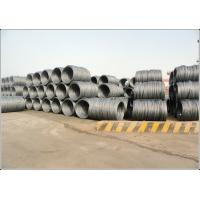 Buy cheap Cold Heading SWRCH6A Low Carbon Mild Steel Wire Rod With Galvanized Process from wholesalers