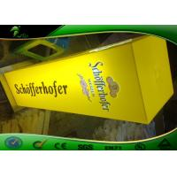 Buy cheap Luminous Acrylic Sign Board , LED Acrylic Letters For Outdoor Signs from wholesalers