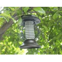 Buy cheap Solar Mosquito Repeller Zapper Killer LED Light Fly Bug Insect Repellent Lamp from wholesalers